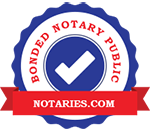 Bonded Notary